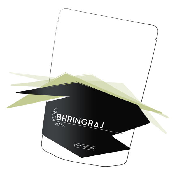 Adevy Cosmetics Bhringraj Pouch