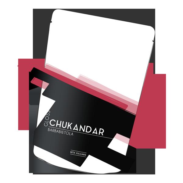 Adevy Cosmetics Chukandar Pouch