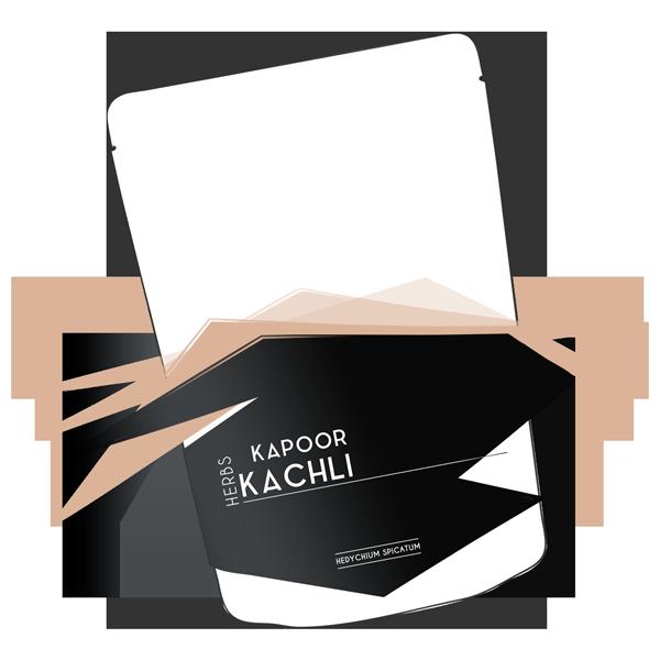 Adevy Cosmetics Kapoor Kachli Pouch