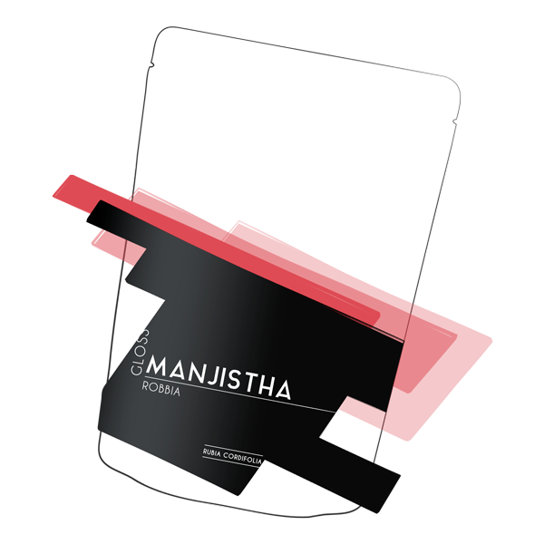Adevy Cosmetics Manjistha Pouch