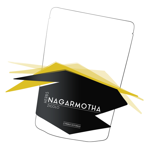 Adevy Cosmetics Nagarmotha Pouch